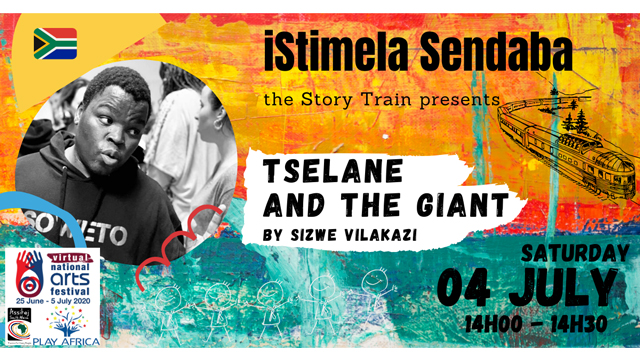 isitimela Sendaba - The Story Train: Tselane and the Giant
