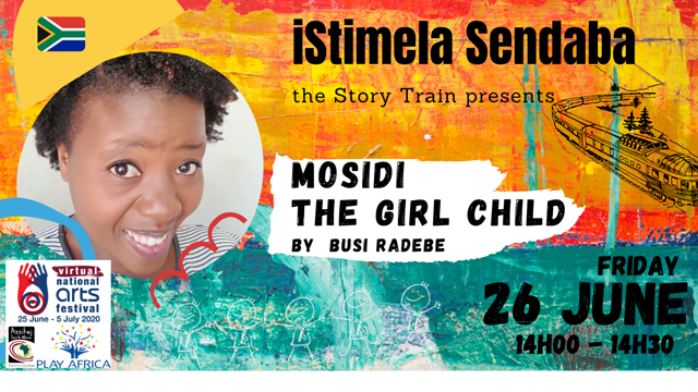 isitimela Sendaba - The Story Train: Mosidi the Girl Child