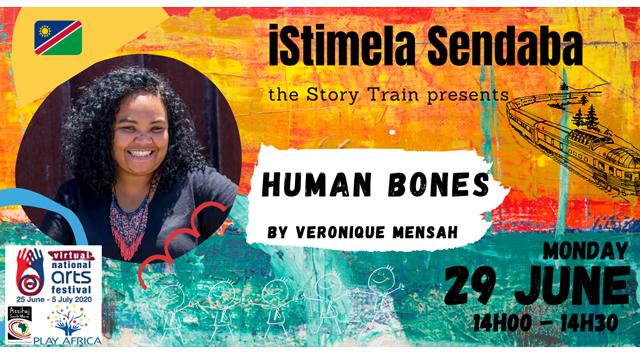isitimela Sendaba - The Story Train: Human Bones